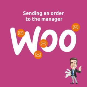 Плагин отправки заказа WooCommerce