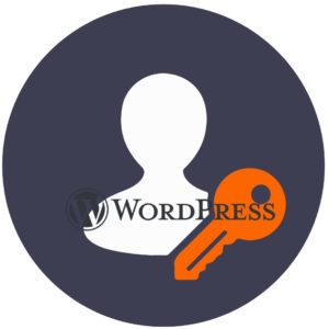 Авторизация в WordPress под конкретным пользователем