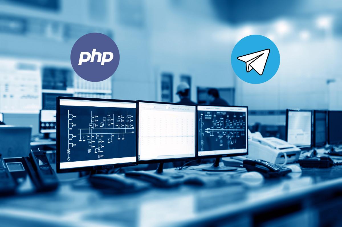 Мониторинг серверов на php